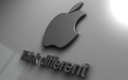 Apple nổi tiếng với triết lý 'Think Different' doanhnhansaigon