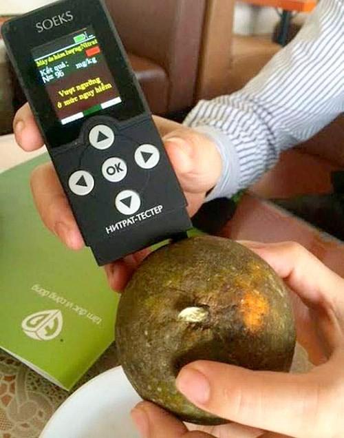 Máy đo thực phẩm an toàn: Không thực sự cần thiết - ảnh 1