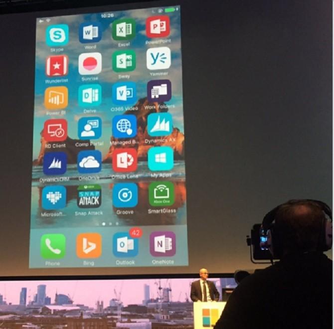 CEO Microsoft dùng gì để làm việc hàng ngày?