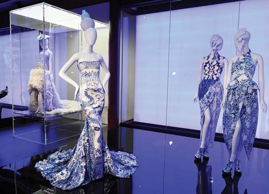Họa tiết gốm sứ Trung Quốc trong các thiết kế