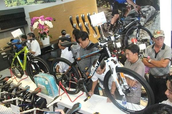 Triển lãm xe đạp, xe hai bánh, Hiệp hội Ô tô, Xe máy, Xe đạp, Thống Nhất, thương hiệu, nhập khẩu, xe-hai-bánh, triển-lãm-xe-đạp, Thống-Nhất, xe-đạp, thương-hiệu