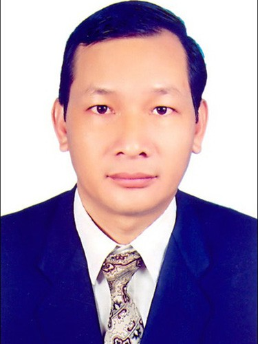 Bị can Nguyễn Hùng Linh