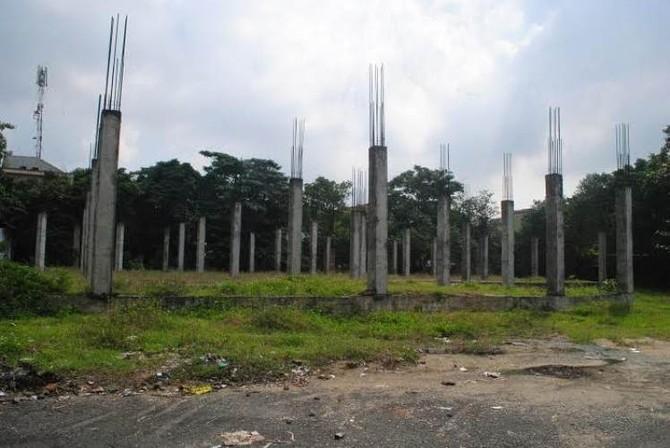 Nghệ An: Công viên hàng chục tỷ trở thành... phế tích - Ảnh 6