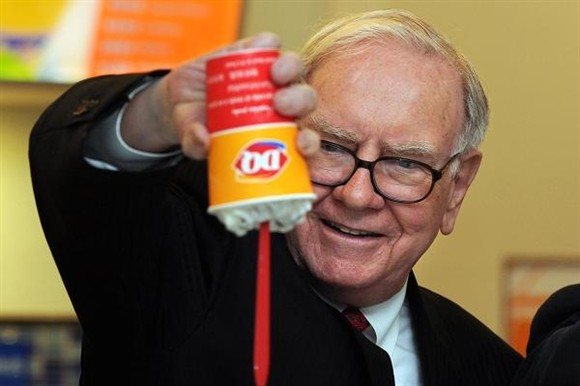 Ty phu Warren Buffett dang so huu nhung thuong hieu dinh dam nao?