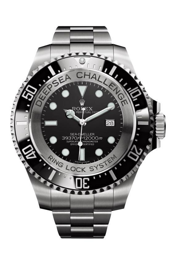 Chiếc Rolex Sea-Dweller (£6,250, rolex.com)