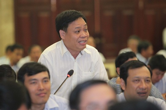 Phó Giám đốc Sở Thông tin Truyền thông Lê Quốc Cường nói quản lý game bắn cá là trách nhiệm của Sở Văn hóa - Thể thao