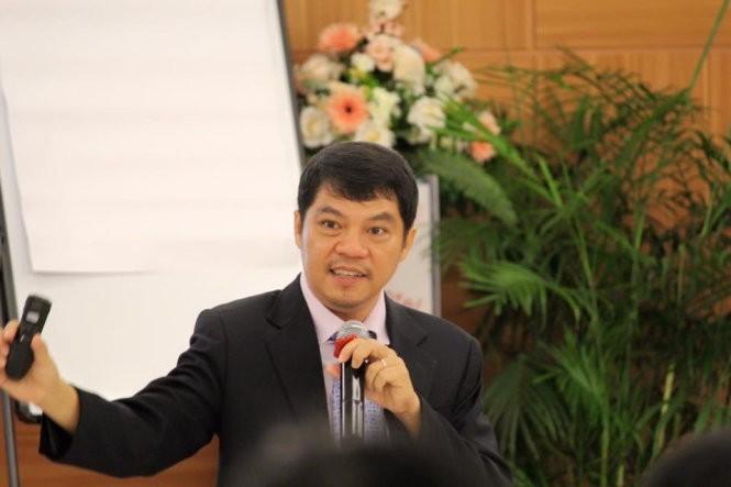 Ông Nguyễn Trung Thẳng - Ảnh: CTV