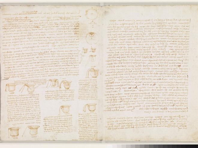 Thư viện của dinh thự rộng 195 mét vuông của dinh thự là nơi Bill Gates cất giữ cuốn sổ ghi chép Codex Leicester từ thế kỳ 16 của Leonardo da Vinci. Cuốn sổ này dược Bill Gates mua với giá 30,8 triệu USD vào năm 1994. </div><div>
