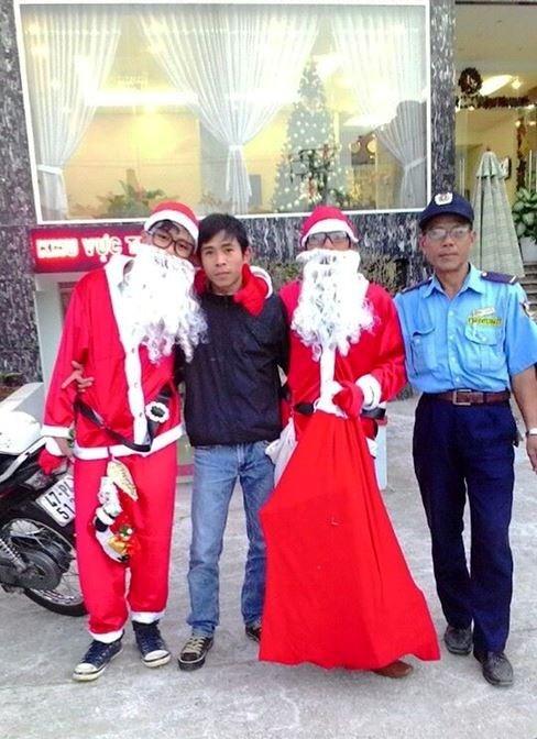 Hốt bạc với dịch vụ cho thuê... ông già Noel - ảnh 1