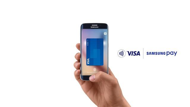Dịch vụ thanh toán Samsung Pay.