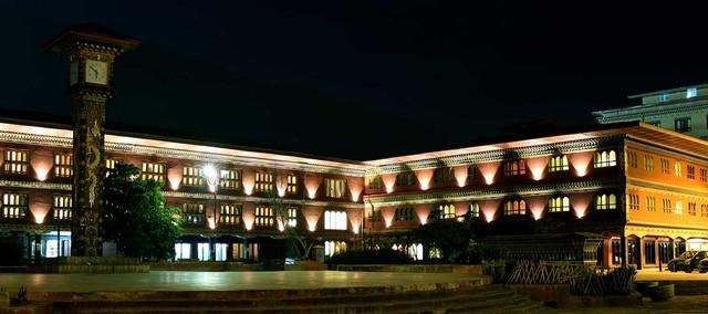 Hotel Druk Thimphu.