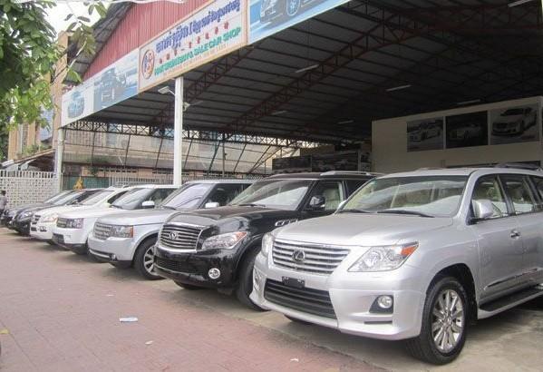 Campuchia – thiên đường xe hơi cũ