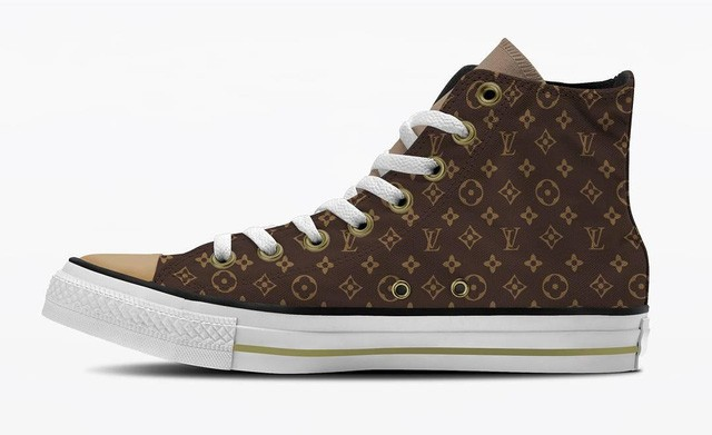 Hay sang chảnh như Louis Vuitton