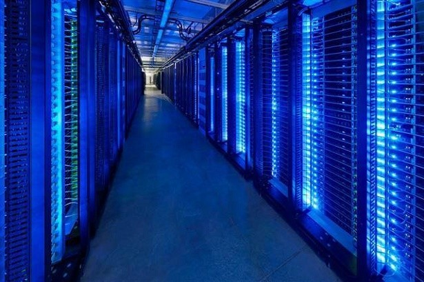 Một trung tâm dữ liệu của Aliyun