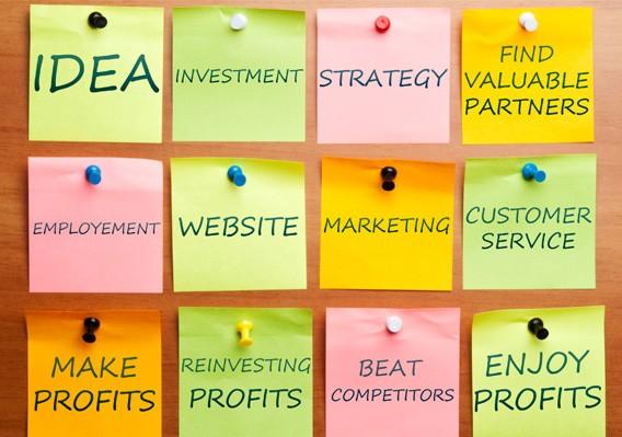 Sau ý tưởng thì đầu tư là bước quan trọng tiếp theo để đưa mô hình vào hoạt động.