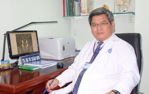 Bác sĩ Võ Xuân Sơn