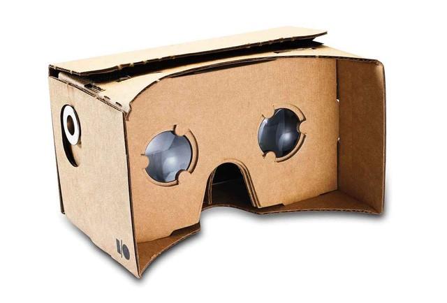 Chỉ với vài USD, ai cũng có thể trải nghiệm công nghệ VR ở mức cơ bản với Google Cardboard
