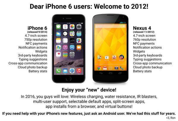 Ars Technica chê đúng. Nhưng những tính năng thiếu hụt bị đem ra chê bai có đủ để đánh bại trải nghiệm hoàn thiện của iPhone?