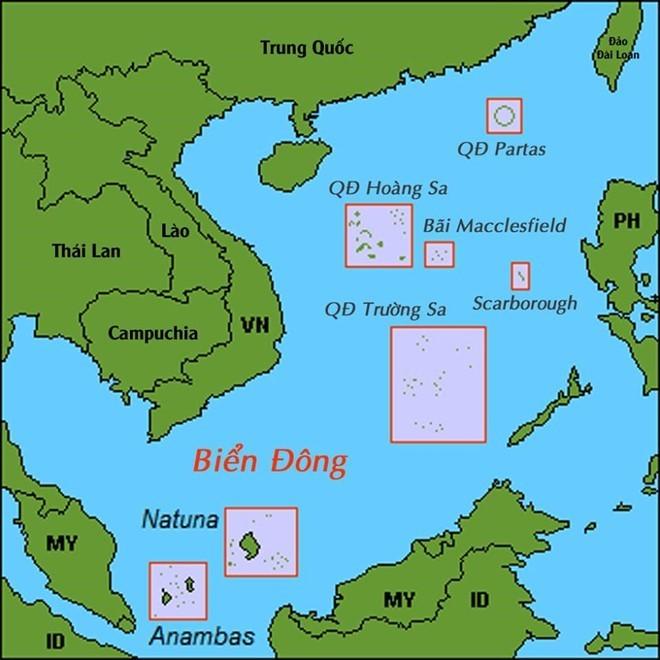 Trung Quoc co the xay duong bang o bai can Scarborough hinh anh 2