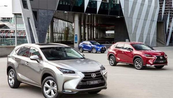 Xe SUV, xe SUV hạng sang, dung tích xi lanh nhỏ, phân khúc xe SUV, giảm thuế tiêu thụ đặc biệt