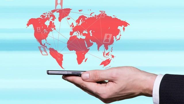 Roaming sẽ giúp chúng ta nhận cuộc gọi từ trong nước khi đang ở nước ngoài dễ dàng.
