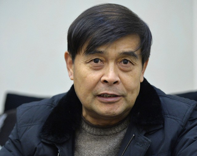 Chen Yuxin - chủ tịch West Hope Group / Ảnh: Wang Qin