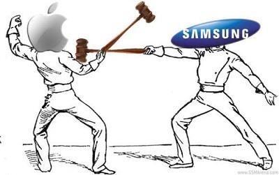 U muu ha thu Apple: Samsung bat ngo tung don hiem