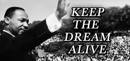 Thuyết vòng tròn vàng – Martin Luther King