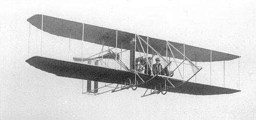 Thuyết vòng tròn vàng – Wright Brothers