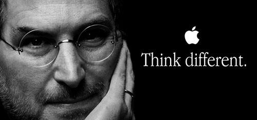 Thuyết vòng tròn vàng: Apple - Think different