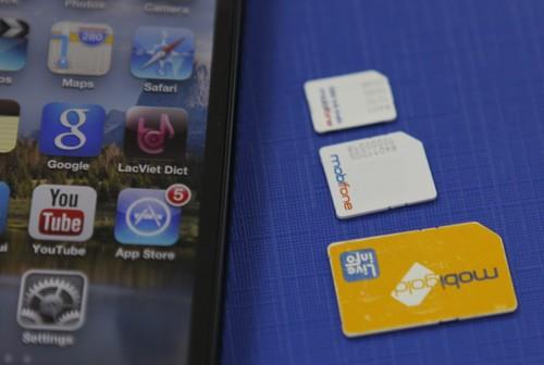 Các nhà mạng trong nước chưa chắc đã quan tâm tới Apple SIM.