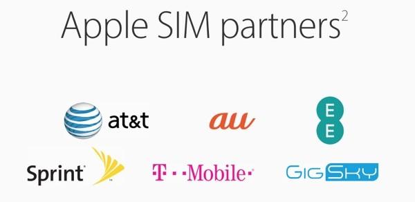 Số lượng các nhà mạng hỗ trợ Apple SIM vẫn rất hạn chế.