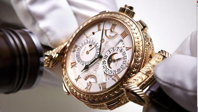 Đồng hồ Grandmaster Chime của hãng Patek Philippe