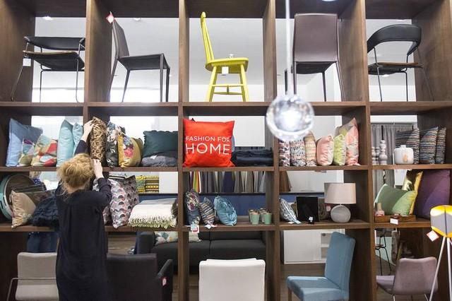 Cửa hàng Fashion for Home tại Berlin trước khi được startup Home24 của Rocket mua lại