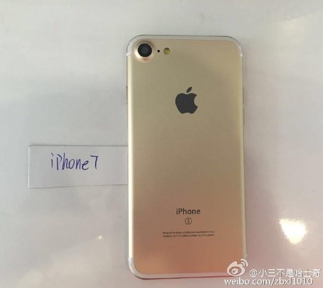 Anh ro net dau tien ve iPhone 7 Pro, Plus va iPhone 7 hinh anh 2