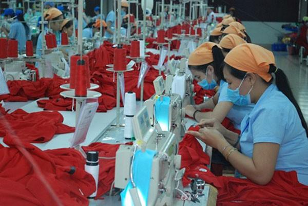 Doanh nghiệp, dệt may, tpp, campuchia, việt nam, xuất khẩu dệt may, đóng cửa nhà máy