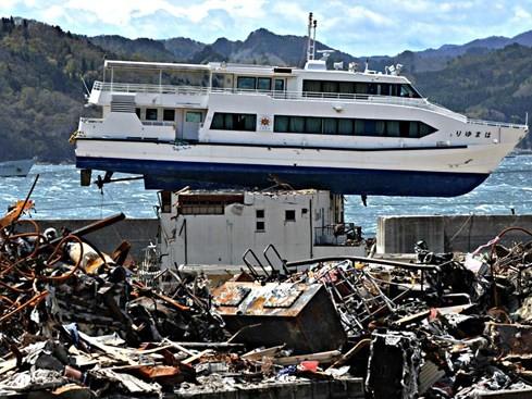 Cảnh báo động đất nhầm, cả nước Nhật hoảng loạn - ảnh 1