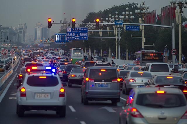 Đường phố Bắc Kinh-Trung Quốc