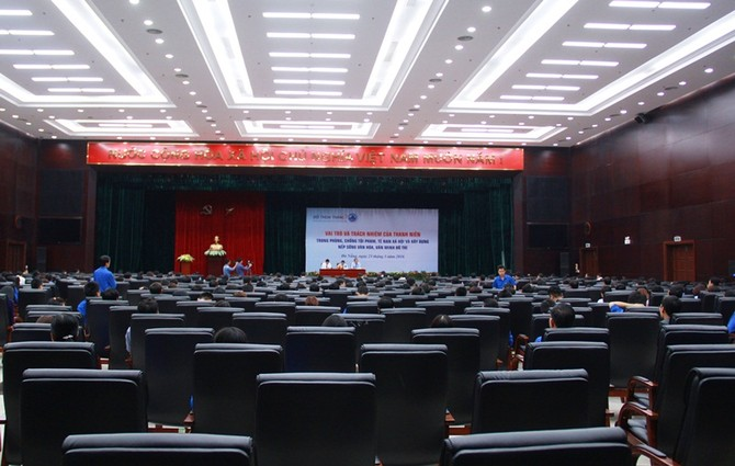 tòa nhà trung tâm đà nẵng, trung tâm hành chính đà nẵng, đại biểu Đà Nẵng, nguồn gốc thiết bị tòa nhà, tòa nhà nghìn tỷ