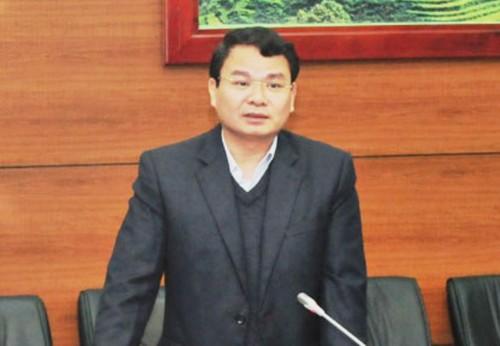 Chủ tịch UBND tỉnh Lào Cao Đặng Xuân Phong cho biết nước sông Hồng từ biên giới phía Trung Quốc đổ về xuôi ngày càng ô nhiễm