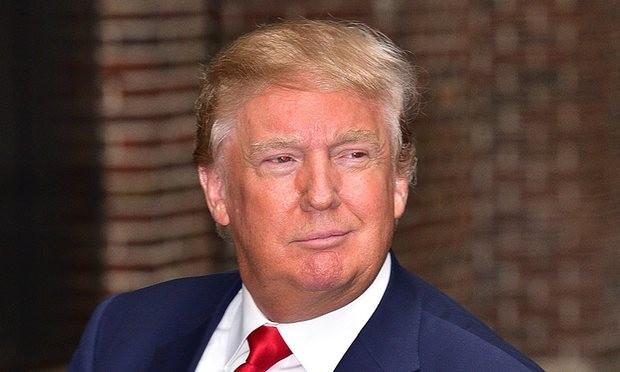 Donald Trump, người đang tranh cử chức Tổng thống Hoa Kỳ.