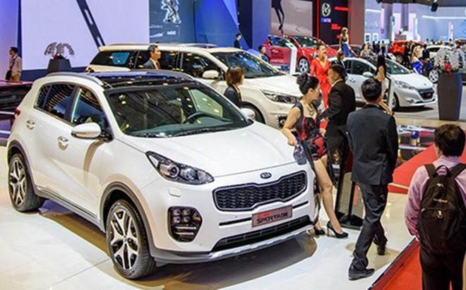 ô tô mới, ô tô đã qua sử dụng, ô tô nhập khẩu, giá tính thuế, giá xe, thuế nhập khẩu, ô tô sản xuất lắp ráp trong nước