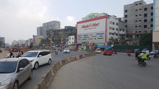 đường vành đai 2, dự án trọng điểm, đường cong mềm mại Trường Chinh, tái định cư