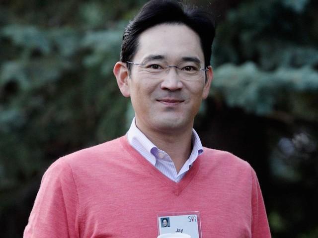 Lee Jae-yong, con trai duy nhất của chủ tịch Samsung Lee Kun-hee. Hiện tại, ông Lee mới chỉ nắm cổ phần 0,59% tại Samsung Electronics.