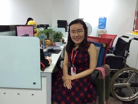 CEO gốc Việt mong tuyển dụng lao động khuyết tật Việt Nam 2