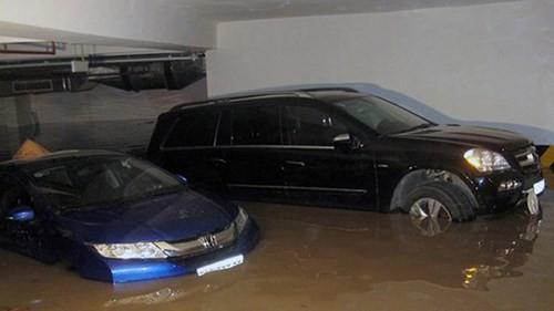 TPHCM: Mưa là ngập 'ám' bất động sản ảnh 1