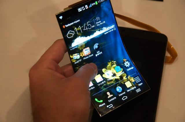 Màn hình OLED chính là tương lai của smartphone.