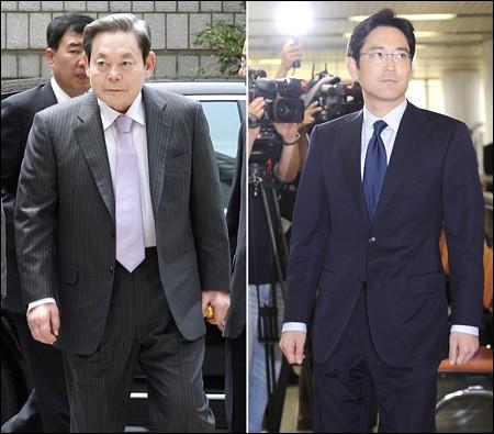Triều đại của Lee Jae Yong tại Samsung đã bắt đầu