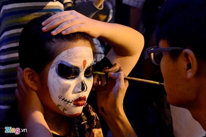 No ro dich vu 'an theo' mua Halloween hinh anh 1