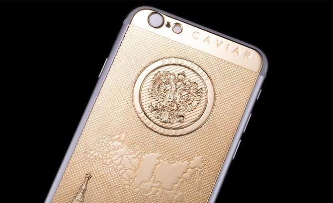 Xuất hiện iPhone 7 với hình ảnh tổng thống Trump, giá chỉ hơn 3000 USD